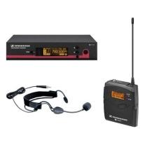 Sennheiser Ew 152 G3 Wireless Bodypack Microphone System, A1: 470-516MHz