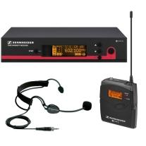 Sennheiser Ew 152 G3-A2 Frequency Evolution Wireless Headset System