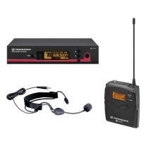 Sennheiser EW152 G3 A Evolution Wireless Headset System