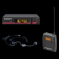 Sennheiser EW152 G3 B Wireless Head Worn Cardiod Microphone