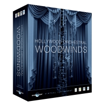 EastWest Hollywood Woodwinds Diamond Edition for Windows