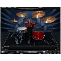 EastWest ProDrummer 1 & 2 Virtual Instrument