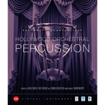 EastWest Hollywood Orchestral Percussion Silver Virtual Instrument