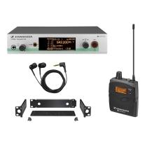 """Sennheiser EW300IEMG3 """"A"""" Frequency Wireless Monitoring System"""