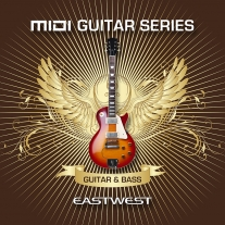 EastWest MIDI Guitar Series Volume 4: Guitar and Bass
