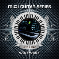 EastWest MIDI Guitar Series Volume 5: Keyboards and Percussion