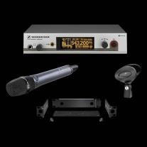 Sennheiser EW-335-G3-B Handheld Wireless Vocal System