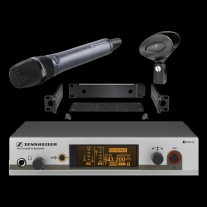 Sennheiser EW345G3 Handheld Wireless System New Factory Repack