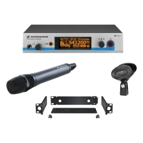 "Sennheiser EW500-965-G3 Handheld Wireless ""G"" Frequency Mic System"