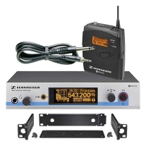 Sennheiser Ew 572 G3 Wireless Instrument System with CI 1 Guitar Cable (A1)