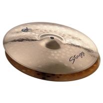 """Stagg EX-HM13B 13"""" EX Medium Hi-Hat Cymbals"""