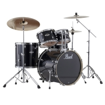 Pearl EXX725SC Export Series 5 Piece New Fusion Drum Set w/ Hardware