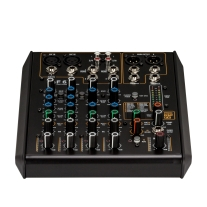 RCF F6-X 6-Channel Mixing Console with Multi-FX