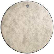 "Remo FA1524-00 24"" Fiberskyn 3 Ambassador Bass Drum Head"