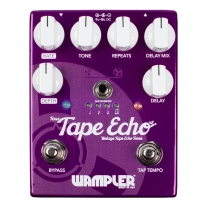 Wampler Pedals Faux Tape Echo V2 Delay Effects Pedal