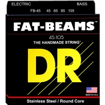DR Strings FB-45 Fat-Beams Bass Strings Medium 45-105
