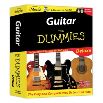eMedia Guitar for Dummies Deluxe - Macintosh