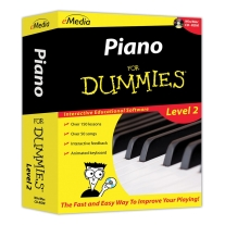 eMedia Piano for Dummies 2 - Macintosh