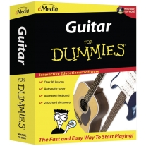 eMedia Guitar for Dummies - Macintosh