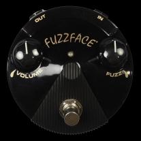 Dunlop Joe Bonamassa Fuzz Face Mini Pedal
