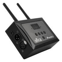 CHAUVET DJ FlareCON Air Wi-Fi Receiver/Wireless D-Fi Transmitter