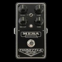 Mesa Boogie Throttle Box Overdrive Guitar Pedal