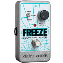 Electro Harmonix Freeze Infinite Sustain Pedal