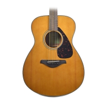 Yamaha FS800T Concert Acoustic Guitar Tinted Top