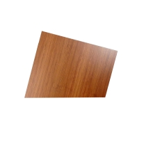 Sterling Modular African Rosewood Side Trim Panels for Face-Up Racks