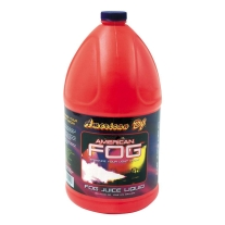 American DJ F-Un/Q Fog Juice - 1 Gallon Water Based Fog Juice