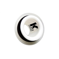 Kickport FX-1SN FX Series Snare Port, White