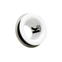 Kickport FX-2BD FX Series Bass Drum Port, White