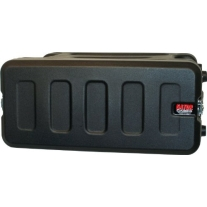 Gator Cases Pro Series Rotationally Molded Rack Case (4-Space)