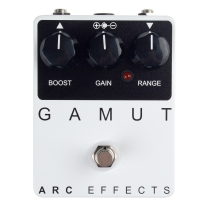 Arc Effects Gamut Germanium Treble Booster Pedal
