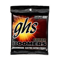 GHS GCBL Boomers Custom Light Electric Guitar Strings .009-.045