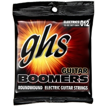 Ghs Boomers GBH012 Electric Guitar Strings