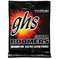 GHS GBM011 Boomers Electric Guitar Strings