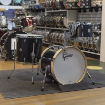 Gretsch Brooklyn Series 3-Piece Bop Kit in Satin Ebony