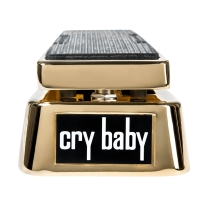 Dunlop GCB95 50th Anniversary Gold Crybaby Wah Pedal