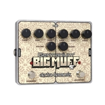 Electro Harmonix Germanium 4 Big Muff Pi Overdrive/Distortion Guitar Pedal