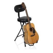 Gator Frameworks GFW-GTR-SEAT Acoustic Guitar Stand