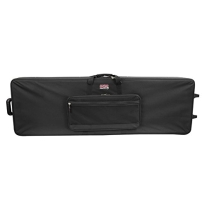 Gator GK-88 XL Lightweight Case w/ Wheels for Extra Long 88 Note Keyboards