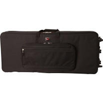 Gator GK88SLIM Slim Line 88-Note Lightweight Keyboard Case on Wheels