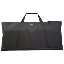 Gator Cases 88-Note Economy Black Keyboard Gig Bag
