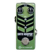 Pigtronix Gatekeeper Micro Noise Gate Pedal