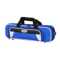 Gator GL-FLUTE-WB Lightweight Spirit Series Flute Case, White and Blue