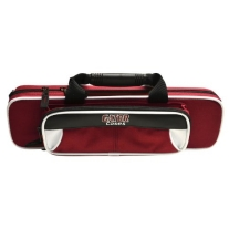 Gator GL-FLUTE-WM Lightweight Spirit Series Flute Case, White and Maroon
