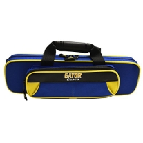 Gator GL-FLUTE-YB Lightweight Spirit Series Flute Case, Yellow and Black