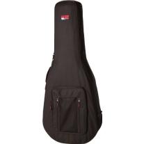 Gator GL-JUMBO Lightweight Polyfoam Jumbo Acoustic Guitar Case