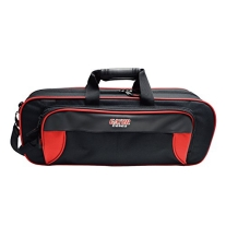 Gator GL-TRUMPET-RK Lightweight Spirit Series Trumpet Case, Red and Black